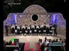 "Gruppo folk ""Sant'Elia Pedrabianca"" Padru + Sfilata costumi parte3 (Padru 2012) - YouTube"