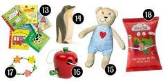 Adventskalender für Babys und Kleinkinder Ideen zum Selberfüllen
