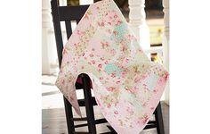 Rosey Baby Quilt Kit - Tanya Whelan - Free Spirit