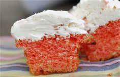 Pinkalicious Pink Lemonade Cupcakes