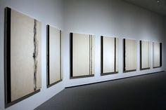 Barnett Newman's Stations of the Cross, 14 panels of abstract art retelling Christ's Passion,1958-66