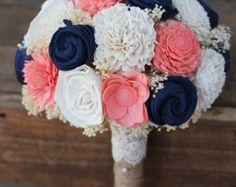 Sola Bouquet bouquet de mariée bouquet de par RosyLilyFlorals