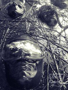 SIAMO TUTTI LA STESSA PERSONA (in memory my artist friend teacher Luciano Laffi) MIXED MEDIA