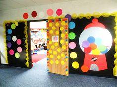 First Grade Wow: classroom set up