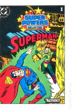Super Powers Collection Mini Comic #1