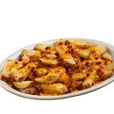 Texas Roadhouse Restaurant Copycat Recipes: Loaded Cheese Fries