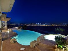 I would love a pool someday...a really pretty one though :)