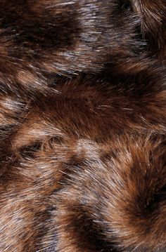 Close up of our Bear Faux Fur. Re-pin if you love it. www.rubyanded.co.uk