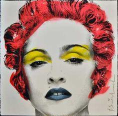 Mr Brainwash Madonna