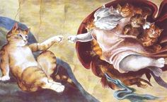 """The Creation of Adam (Sistine Chapel - Michel-Ange)"" par Susan Herbert"