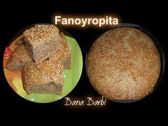 Κουζινοπαγίδα της Bana Barbi: Φανουρόπιτα Σπεράντζας Βρανά