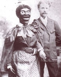 Vintage ventriloquism