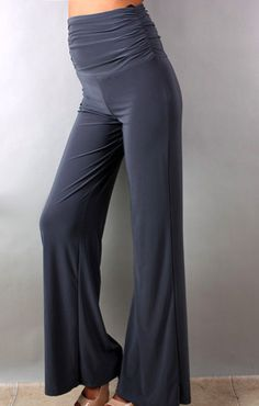 wide leg maternity pants - Pi Pants
