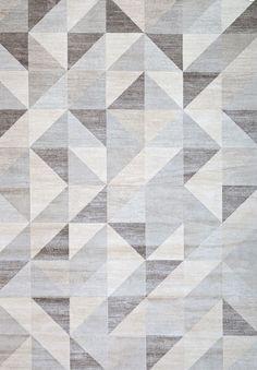 Abacasa Sonoma Colburn Gray & White Area Rug | AllModern