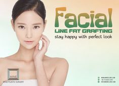 _Fat_Grafting surgical procedure offers the preference of three-dimensional filling for volume in thin areas of the face. This creates an enormously face line, taking into consideration all angles of the face, such as when seen from the front. Face Lines, Stay Happy, Consideration, Three Dimensional, Angles, Facial, Fat, Facial Treatment