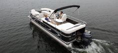 New 2013 Palm Beach Marine Echelon 220 Pontoon