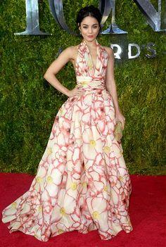 Vanessa Hudgens attends the 2015 Tony Award
