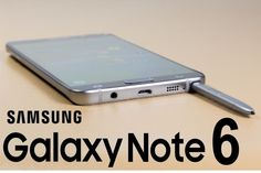 #Samsung Testing Prototype #Galaxy #Note6 Unit With Infrared Autofocus