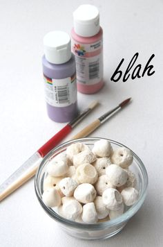 blah to TADA!: Clay Jewelry