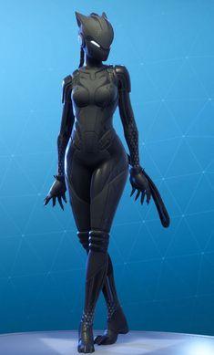 Fortnite Season 7 Lynx skin evolution - Mindi N - Epic Games Fortnite, Geek Games, Lynx, Cat Character, Character Design, Dc Costumes, Cat Skin, Dragon Ball, New Avengers