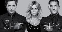 This Means War - A True Romantic Comedy - Go See It!