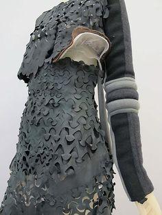 Helmut Lang F/W 2003 detail