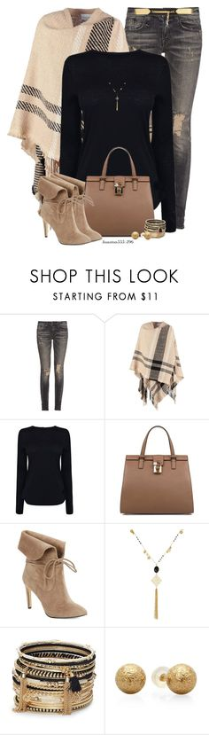 """""""Happy Thursday!"""" by houston555-396 ❤ liked on Polyvore featuring R13, Helmut Lang, Dolce&Gabbana, 424 Fifth, Ashiana, T+C by Theodora & Callum and Yves Saint Laurent"""