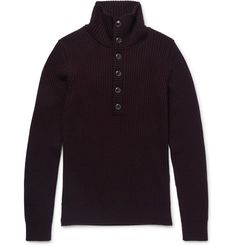 169da709311 MR PORTER offers Designer Shirts, Knitwear & Trousers from over 350  designers. Shop online for knitwear from the best luxury brands on MR PORTER