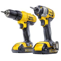 You know the drill. It's time to get dad what he really wants this year. A DeWalt Cordless Combo Kit will get the job done in no time.
