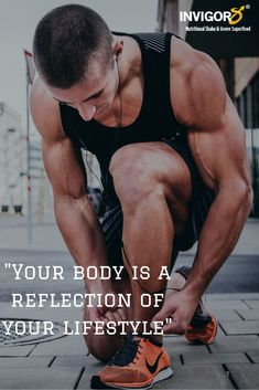 Image result for your body is a reflection of your lifestyle quote