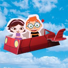 Disney has the party ideas for Little Einsteins Birthday Party