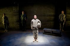 '9 Circles' at Sideshow Theatre, Review – A Dark Visceral Journey   Splash Magazines   Los Angeles