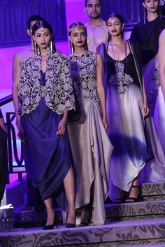 Anamika Khanna. LFW S/R 15'. Indian Couture.
