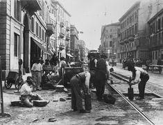 Corso Garibaldi ('900) #fotografia #storia #milano