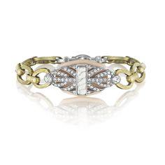 Palm Royal bracelet #chloeandisabel #jewelry  https://www.chloeandisabel.com/boutique/mollyecraterfield