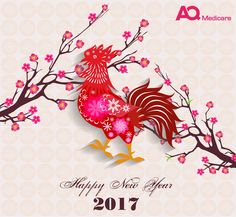 Happy Chinese New Year! Good health and lasting prosperity!