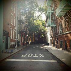 New York is Sesame Street