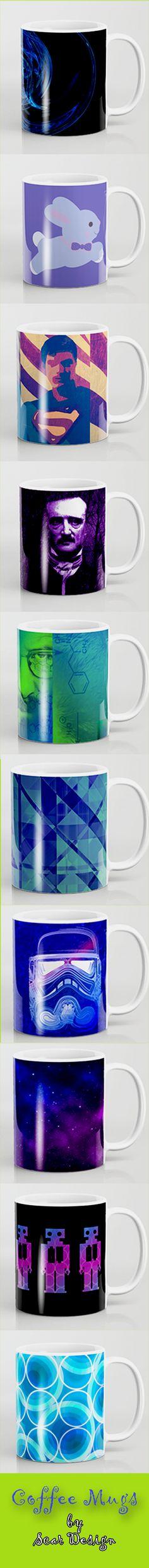 COOL MUGS by Scar Design   #mug #travelmag #buymug #kitchen #giftsforhim…