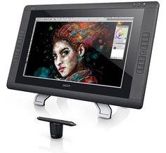 Cintiq 22HD Touch - 1