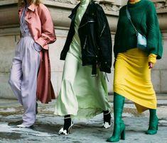 Paris Fashion Week 2018 Fall street style