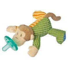 Mango Monkey WubbaNub™ by Mary Meyer