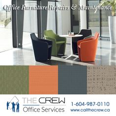 THE CREW has worked on all the major product lines and manufacturers in North America and many European lines, so nothing is beyond our capability! Call THE CREW at Office Moving, Floor Chair, Office Furniture, North America, Interior, Home Decor, Homemade Home Decor, Indoor, Decoration Home