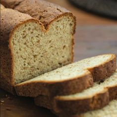 Gluten Free Mom - Brown Bread
