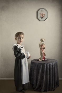 Photographer Bill Gekas Shoots Portraits of his Daughter