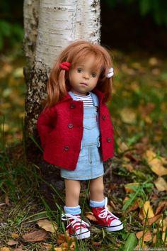 Мы - гулять! А вы с нами?! / Sylvia Natterer, Сильвия Наттерер. Коллекционно-игровые куклы / Бэйбики. Куклы фото. Одежда для кукол Beautiful Children, Beautiful Dolls, White Balloons, Baby Born, Little Darlings, Vintage Dolls, Puppets, Baby Dolls, Doll Clothes