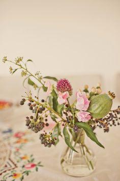 Fete Autumn Flowers