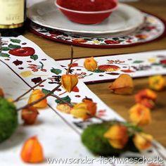 FRUITS -Herbstfrüchte in Jacquard eingefangen für diese Gobelinserie.