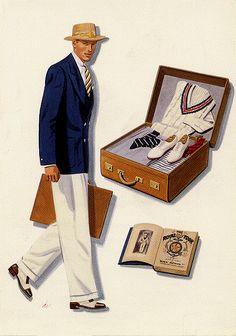 1930s men's style