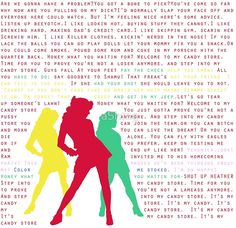 Candy Store-Heathers: The Musical by a5htag
