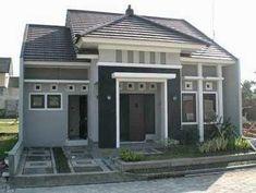 Minimalist House Design, Minimalist Decor, Studio Type Apartment, Modern Bungalow House, Duplex House Design, New Home Designs, Aesthetic Space, Facade House, Home Fashion